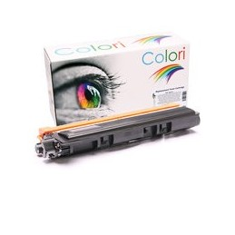 compatible Toner voor Brother TN230Y HL3040CN MFC9120CN geel van Colori Premium