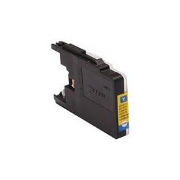 compatible inkt cartridge voor Brother LC 1220 1240 1280 geel van Huismerk