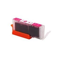 compatible inkt cartridge voor Canon CLI 521 magenta van Huismerk