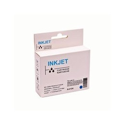 compatible inkt cartridge voor Brother LC 121 123 cyan van Huismerk