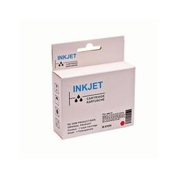 compatible inkt cartridge voor Brother LC 121 123 magenta van Huismerk