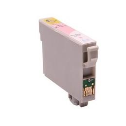 compatible inkt cartridge voor Epson T0796 light magenta van Huismerk