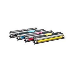 compatible Set 4x Toner voor Minolta Magicolor 1600 1650 1680 1690 van Huismerk