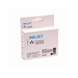 compatible inkt cartridge voor Epson T0611 zwart van Huismerk