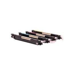 compatible Set 4x Toner voor HP 130A Color Laserjet Pro Mfp M 170 van Huismerk
