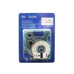 compatible labels voor Dymo 45013 wit 12mmX7m van Huismerk