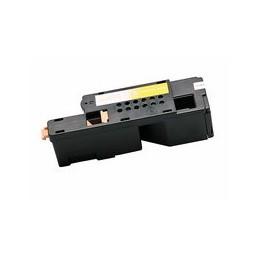 compatible Toner voor Xerox Phaser 6020 geel 1000 paginas van Huismerk
