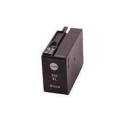 compatible inkt cartridge voor HP 932Xl zwart Officejet 6600 van Huismerk