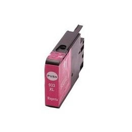 compatible inkt cartridge voor HP 933Xl magenta Officejet 6600 van Huismerk