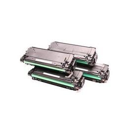 compatible Set 4x Toner voor Canon 040H LBP710C van Huismerk