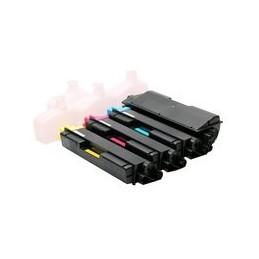 compatible Set 4x Toner voor Kyocera Tk-590 Fsc2016 van Huismerk