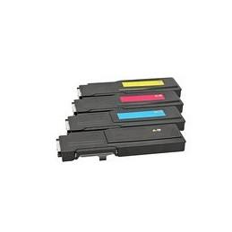 compatible Set 4x Toner voor Xerox Phaser 6600 Wc6605 van Huismerk
