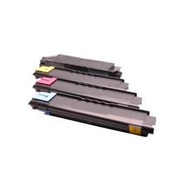 compatible Set 4x Toner voor Kyocera TK5140 M6030 M6530 P6130 van Huismerk