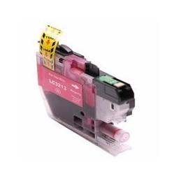 compatible inkt cartridge voor Brother LC3213 magenta van Huismerk