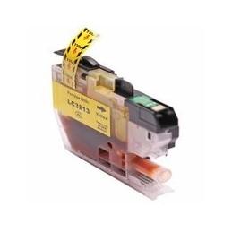 compatible inkt cartridge voor Brother LC3213 geel van Huismerk