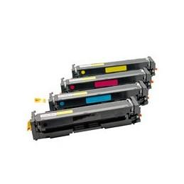 compatible Set 4x Toner voor Canon 054H van Huismerk