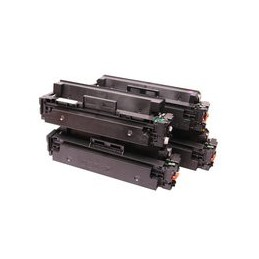 compatible Set 4x Toner voor Canon 046H LBP650 MF730 van Huismerk