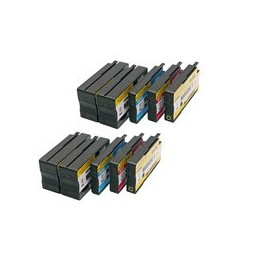 compatible Set 10x inkt cartridge voor HP 953XL van Huismerk