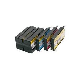 compatible Set 5x inkt cartridge voor HP 953XL van Huismerk