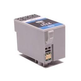 compatible inkt cartridge voor Epson 27XL T2711 zwart van Huismerk