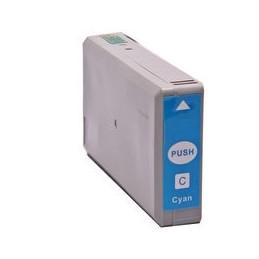 compatible inkt cartridge voor Epson T7902 79Xl cyan 2000 paginas van Huismerk