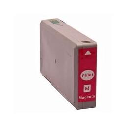 compatible inkt cartridge voor Epson T7893 XXL magenta 4000 paginas van Huismerk