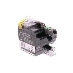compatible inkt cartridge voor Brother LC3219XL zwart van Huismerk