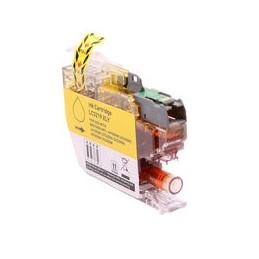 compatible inkt cartridge voor Brother LC3219XL geel van Huismerk