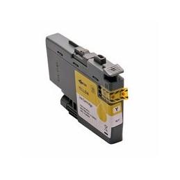 compatible inkt cartridge voor Brother LC3237 geel van Huismerk
