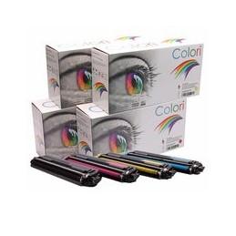 compatible Set 4x Toner voor Brother TN329 van Colori Premium