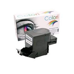 compatible Toner voor Lexmark Cx410 Cx510 zwart 4000 paginas van Colori Premium