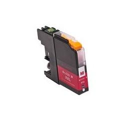 compatible inkt cartridge voor Brother LC22U M magenta DCP-J785W MFC-J985DW van Huismerk