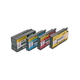compatible Set 4x inkt cartridge voor HP 953XL van Huismerk