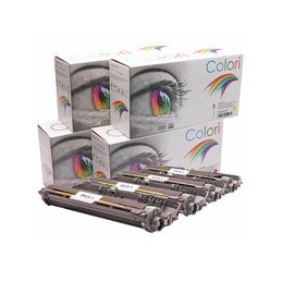 compatible image unit voor Brother DR241CL (4 stuk-VE) van Colori Premium
