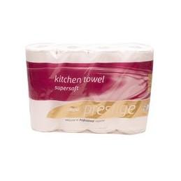 Küchenpapier Super Soft Wepa Prestige 4 roln