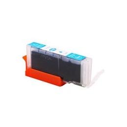 compatible inkt cartridge voor Canon CLI 551Xl cyan van Huismerk