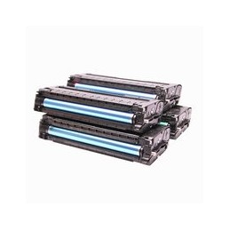 compatible Set 4x Toner voor Kyocera Tk150 Fsc1020Mfp van Huismerk