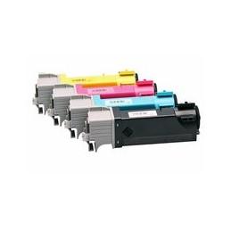 compatible Set 4x Toner voor Dell 2130Cn 2135Cn van Huismerk