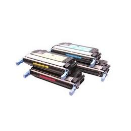 compatible Set 4x Toner voor HP 643A Color Laserjet 4700 van Huismerk
