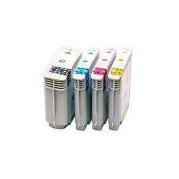 compatible Set 4x inkt cartridge voor HP 88 van Huismerk