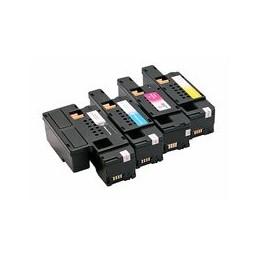 compatible Set 4x Toner voor Epson Aculaser C1700 Cx17 van Huismerk