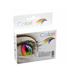 compatible inkt cartridge voor Brother LC 980 985 1100 geel van Colori Premium