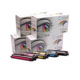 compatible Set 4x Toner voor Brother TN230 DCP9010DN HL3000 van Colori Premium