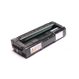 compatible Toner voor Ricoh SP-C250 zwart van Huismerk