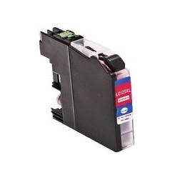 compatible inkt cartridge voor Brother LC 125xl magenta van Huismerk