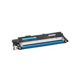 compatible Toner voor Samsung Clp320 Clx3185 cyan van Huismerk