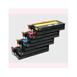 compatible Set 4x Toner voor Dell 3110Cn 3115Cn van Huismerk