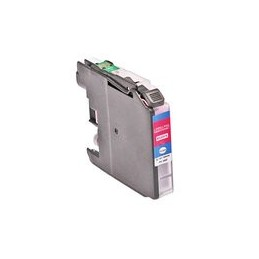 compatible inkt cartridge voor Brother LC225XL magenta van Huismerk