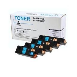 compatible Set 4x Toner voor Dell E525 E525w van Huismerk