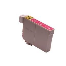 compatible inkt cartridge voor Epson 34XL magenta T3473 van Huismerk